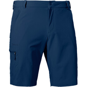 Schöffel Folkstone Shorts Herrer, dress blues